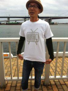 """Grand sponsor Tokyo day OH Christmas""Tシャツ"